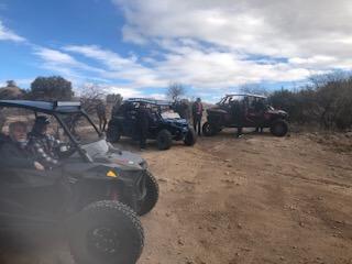 Chiva Falls 4wd Tour