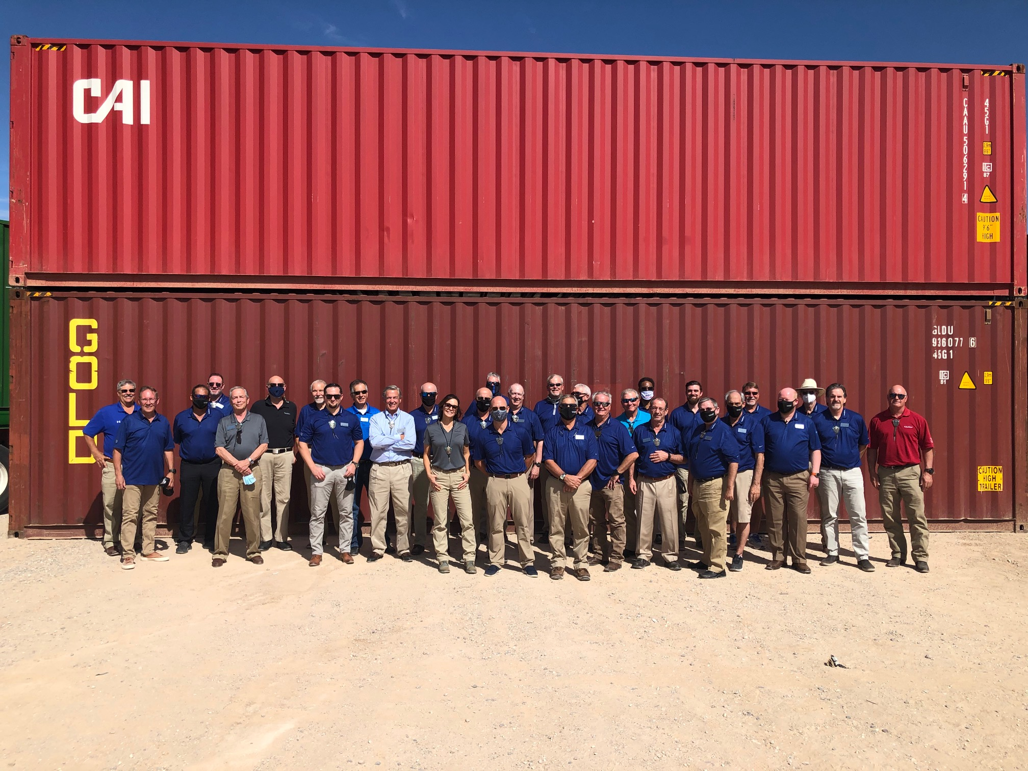 Port of Tucson Trip – City & County Economic Outlook